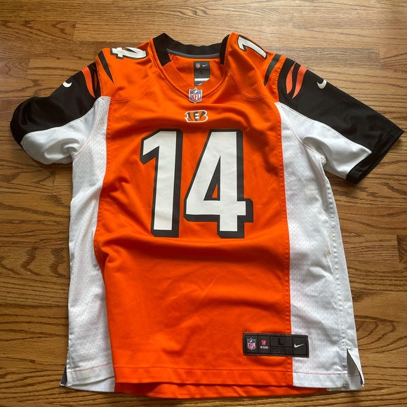 Nike NFL Bengals Jersey - Andy Dalton (14)